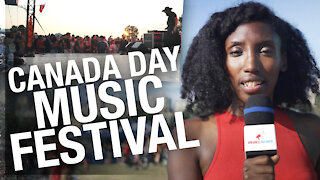 The Freedom Group in B.C. holds massive Canada Day Music Festival