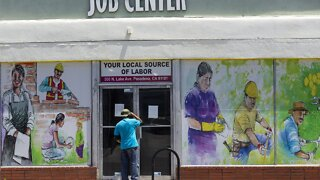 Weekly Jobless Claims Are Back Above 1 Million Mark