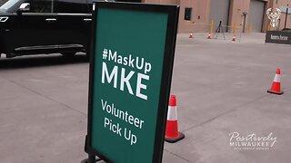 Mask up Milwaukee: Bucks ask for help making masks