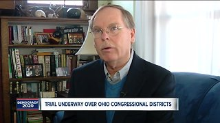 Ohio gerrymandering trial continues in Federal Court
