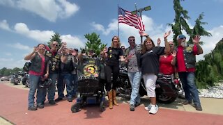 Memorial ride and fundraiser