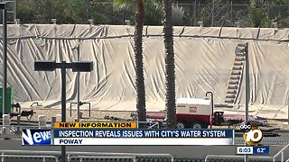 Inspection reveals issues with Poway's water system