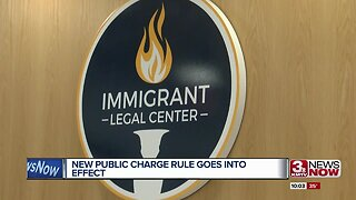 Public Charge rule goes into effect