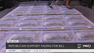 Republicans support fading for bill