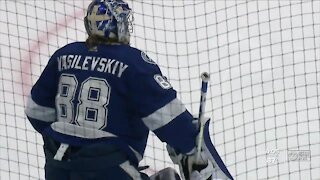 Lightning one win away from returning to Stanley Cup Final