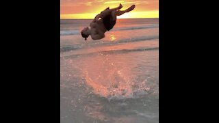 Sunset flips