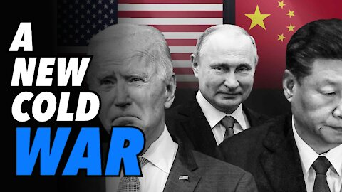 A New Cold War Is Upon Us (Live)
