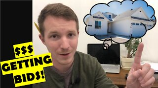 Getting Bids| Building Your Own Home