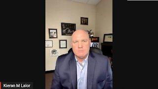 Lalor Condemns DC Violence