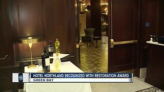 Hotel Northland honored