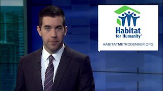 Habitat for Humanity helping people buy affordable homes