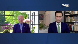 Full interview with Joe Biden