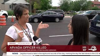 'When's it gonna stop?': Witness recounts hearing gunshots in deadly Olde Town Arvada shooting