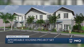 Affordable housing project set in Fort Myers