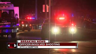 Three Milwaukee Police officers involved in pursuit, shooting incident