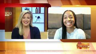 Tiffany Chats with Bucks Sideline Reporter Zora Stephenson!