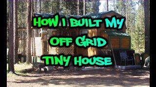 How I Built My Tiny House!