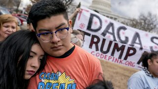 Supreme Court Blocks Trump's Bid To End Protections For 'Dreamers'