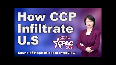 Retired General: Why CCP was able to Infiltrate America?(CPAC Interviews 6)