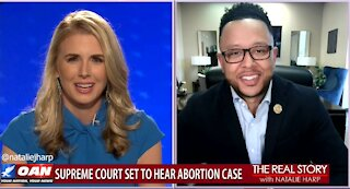The Real Story - OAN Hyde Amendment with T.W. Shannon