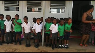 SOUTH AFRICA - Durban - Newly opened Ethekwini Primary school feature (Video) (mW6)