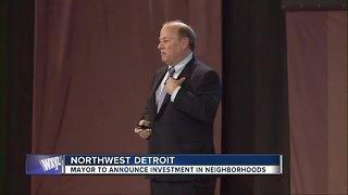 Detroit planning multi-million dollar neighborhood investment