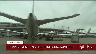 Spring Break Travel During Coronavirus Concerns