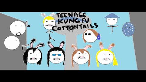 Teenage Kung Fu Cottontails