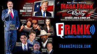 Dinesh D'Souza Speech   Mike Lindell's Maga Frank Rally   6/12/2021