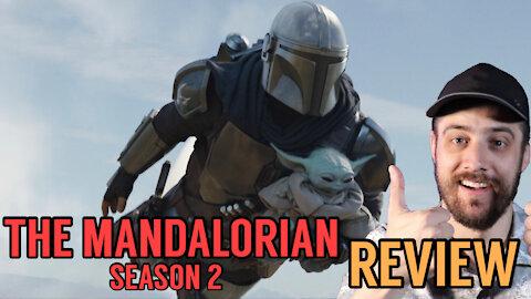 The Mandalorian: Season 2 (Full Spoilers)
