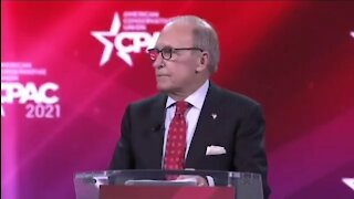 Larry Kudlow Sets the Record Straight on Trump