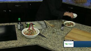 Shape Your Future Healthy Kitchen: Asian Cucumber Salad