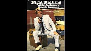 """The Night Stalker"" visits Night-Light with Mark Dawidziak - host Mark Eddy"