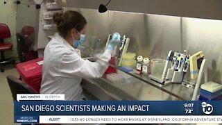 In-Depth: San Diego scientists making