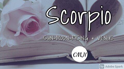 """SCORPIO """"THE SOULMATE"""""""