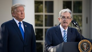 Trump Criticized Federal Reserve For Raising Interest Rates