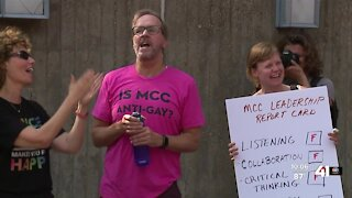 Metropolitan Community College board removes 'non-fraternization' policy from proposal after protests