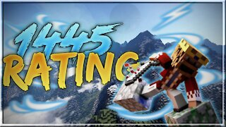 Ranked Skywars and Cars - 1445 Rating