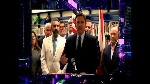 Ron DeSantis Signs Bill So Florida Students Will Study Heroes, Learn About the Perils Of Communism