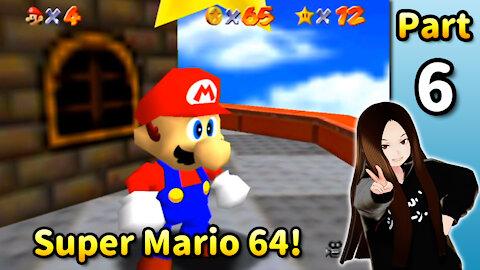 🇺🇸 🇯🇵 Vtuber Let's Play! - ⭐️ Super Mario 64 (Part 06)
