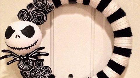 10 awesome Halloween wreath ideas