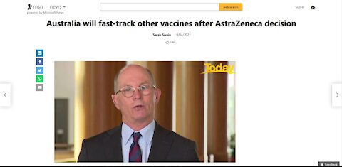 Australia will fast-track other vaccines after AstraZeneca decision
