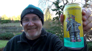 Juice Machine - Tree House Brewing Co. - Beer Review 650