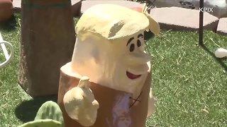 Northern California 'Flintstone House' additions
