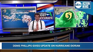 Tracking the Tropics | Hurricane Dorian Q and A with Denis Phillips