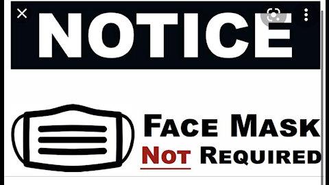 Face masks not for disease prevention