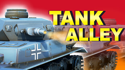 When 1 Tank Defeated 22 German Tanks