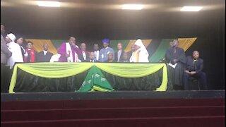 Several ECape church leaders rally behind SAfrican president Zuma (tEV)