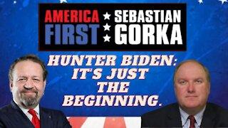 Hunter Biden: It's just the beginning. John Solomon with Sebastian Gorka on AMERICA First