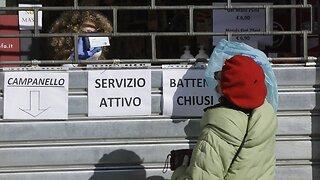 Italian Coronavirus Death Toll Jumps As Officials Tighten Restrictions